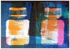 farbe auf stoff ulkau farbe tut gut gestempeltes auf papier und stoff