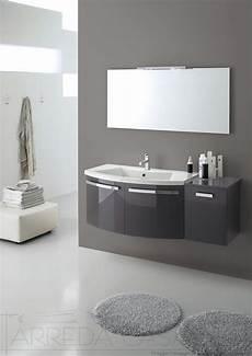 ebay arredo bagno mobile arredo bagno economico curvo grigio antracite ly06