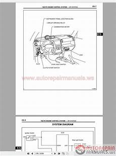 service manuals schematics 2005 scion xb electronic toll collection toyota scion xb 2005 2007 service repair manual auto repair manual forum heavy equipment