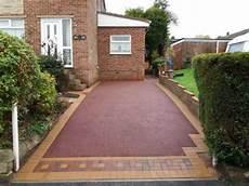 einfahrt gestalten ideen tarmac driveway design ideas uk