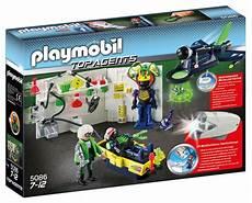 Playmobil Malvorlagen Top Agents Playmobil Set 5086 Top Agents Robo Lab Klickypedia