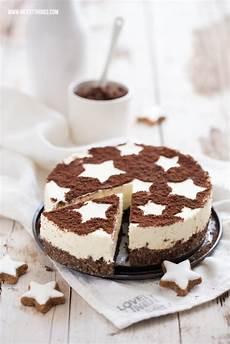 Zimtstern Cheesecake Rezept Zimt K 228 Sekuchen Ohne Backen