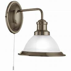 brass wall lights with glass shade searchlight 1481ab bistro brass wall light with acid glass shade jr lighting