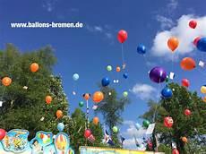 helium gasflasche f 252 r luftballons ballonk 252 nstler aus bremen