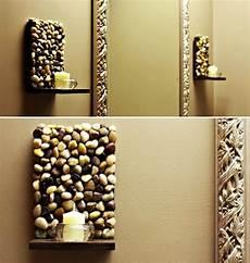 Wanddeko Selbst Gemacht - basteln mit naturmaterialien 42 coole bastelideen