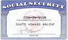 make a social security card template biometric smart card for social security proposed