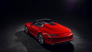 The Porsche 911 Speedster Will Go Into Production