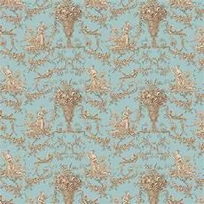 toile de jouy papier peint papier peint toiles de jouy bleu biltmore thibaut au