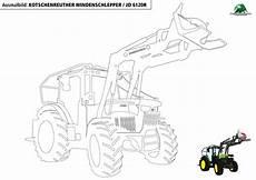 deere traktor ausmalbild kinder ausmalbilder