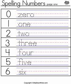 number spelling worksheets for kindergarten 22496 number words search dengan gambar