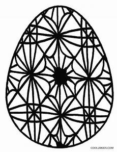 Malvorlagen Ostern Eier Printable Easter Egg Coloring Pages For