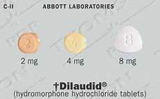 dilaudid tablets 8 mg information from drugs com