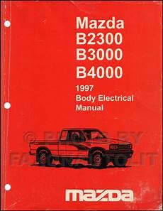 online auto repair manual 1996 mazda b series plus instrument cluster search