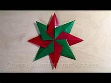 Weihnachtssterne Basteln Einfachen F 252 R Weihnachten