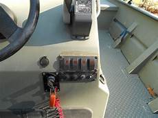 Help Me Upgrade My Switch Panel Small Boat The Hull