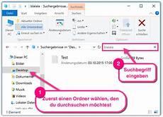 Windows 10 Suche - windows 10 inhalte dateien durchsuchen techmixx