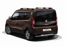Fiat Doblo Trekking Gets 10 Mm Of Ground Clearance