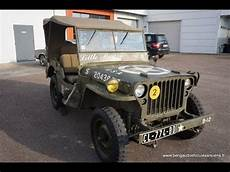 jeep a vendre ford quot jeep quot willys gpw 1943 224 vendre