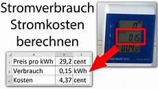 Stromverbrauch Messen Und Kosten Selbst Berechnen