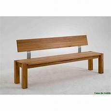 tolle sitzbank massivholz mit lehne sitzbank holz