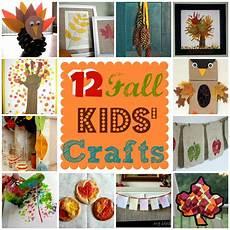 12 Fall Crafts Kidsncoupons