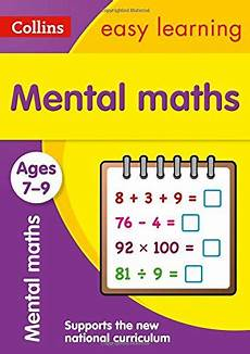 mental maths ages 7 9 new edition collins easy learning ks2 from collins at the