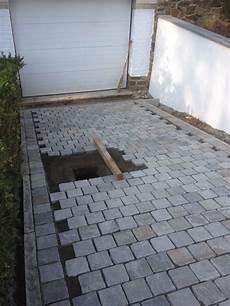 dalle beton pour garage descente garage kandla 15x15 gris work in progress en