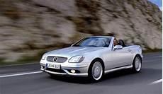 2001 Mercedes Slk 32 Amg Sport Car Technical