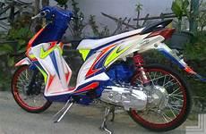 Modifikasi Lu Depan Motor Beat by 20 Gambar Modifikasi Motor Honda Beat Standar Kumpulan