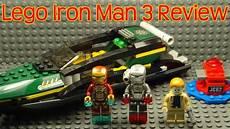 iron extremis sea battle lego iron 3 extremis sea battle review set 76006