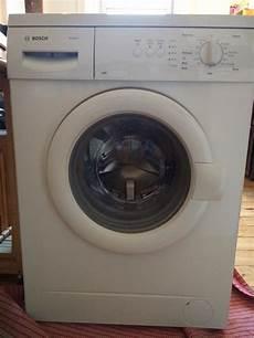 bosch maxx waschmaschine bosch maxx 5 washing machine for sale in leith links