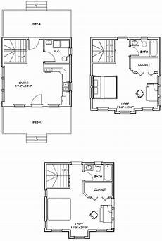 20x20 house plans 20x20 tiny house 20x20h26 1 079 sq ft excellent