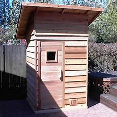 How To Build A Outdoor Sauna Ftempo