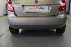 rear park distance sensor system for skoda fabia