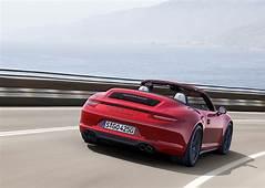 PORSCHE 911 Carrera GTS Cabriolet Specs & Photos  2014