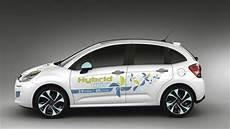 2014 New Citroen C3 Hybrid