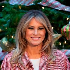 Melania Trump Donald Trump Melania Trump S 2018 Official Christmas
