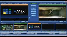 sv0mix vmix hd mixing software demonstration