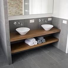 mensole bagno mensole bagno in legno massello 140 x 45 cm mensole
