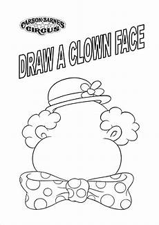 circus coloring pages to and print for free