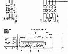 ford multifunction switch diagram electrical headlights mustang forums at stangnet