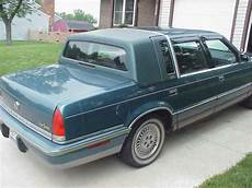 how make cars 1993 chrysler fifth ave electronic valve timing sell used 1993 chrysler 5th avenue in miamisburg ohio united states for us 3 200 00