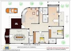 indian house floor plans luxury indian home design with house plan 4200 sq ft