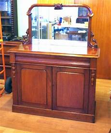 cedar mirror back sideboard 114 cm wide 45 cm