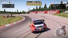 dirt 4 sweden rallycross gameplay pc hd 1080p60fps