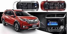 honda brv 2020 malaysia honda br v 2019 facelift kini di thailand harga bermula