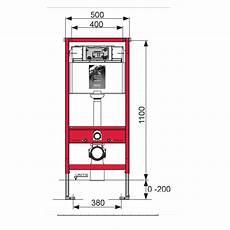 chassis wc suspendu ch 226 ssis pour wc suspendu tece exposition de salles de