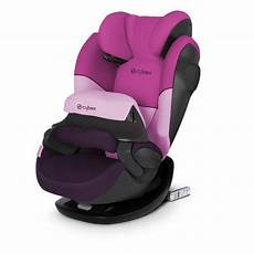 Cybex Child Car Seat Pallas M Fix 2019 Purple