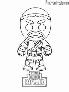 Fortnite Malvorlagen Name Fortnite Coloring Pages With Images Easy Coloring