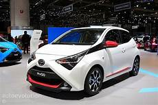 Toyota Aygo 2018 - 2018 toyota aygo facelift looks like it didn t catch